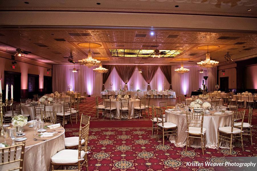 Soundwave Entertainment - Ballroom Church Street - Orlando Wedding Venues - LED Lighting Design - Orlando, FL