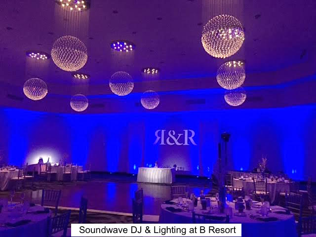 Soundwave Entertainment - Our Orlando Weddings - B Resort and Spa Buena Vista - Orlando, FL