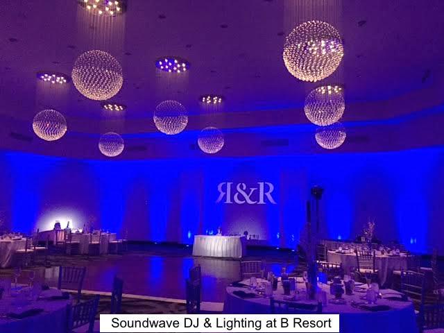 Soundwave Entertainment - Our Orlando Weddings - B Resort and Spa Buena Vista - Orlando, FL