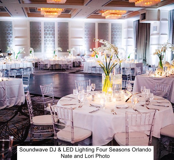 Soundwave Entertainment - Four Seasons Resort Orlando - Orlando, FL