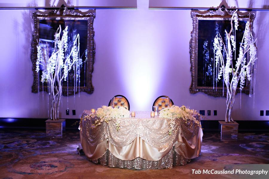 Soundwave Entertainment - Grand Bohemian Hotel Orlando - Orlando wedding venues - LED Lighting design - Orlando wedding DJs