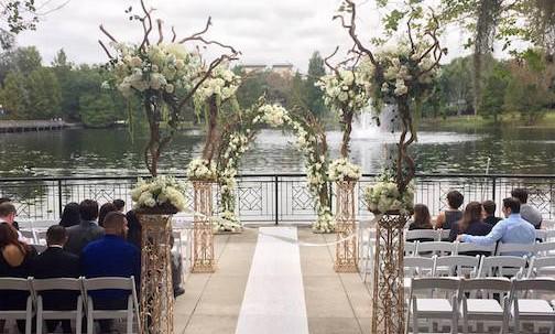Soundwave Entertainment - Our Orlando Weddings - Crystal Ballroom Orlando - Orlando, FL