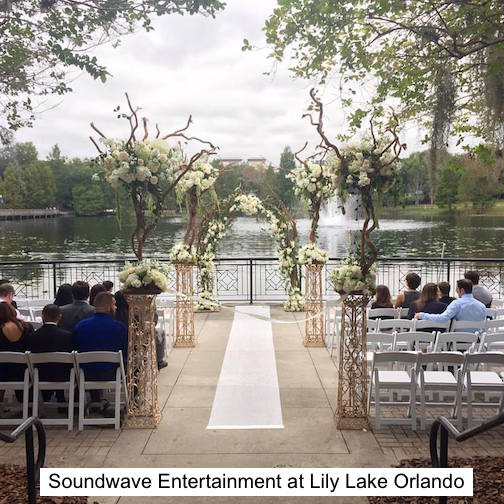 Soundwave Entertainment - Our Orlando Weddings - Crystal Ballroom Orlando - Orlando, FL