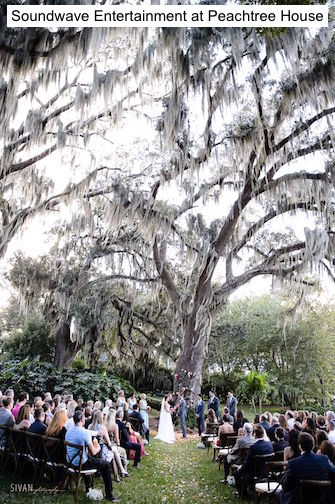 Soundwave Entertainment - Our Orlando Weddings - Peachtree House - Orlando, FL