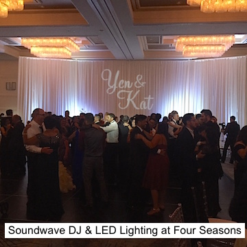 Soundwave Entertainment - Our Orlando Weddings - Four Seasons Resort Orlando - Orlando, FL