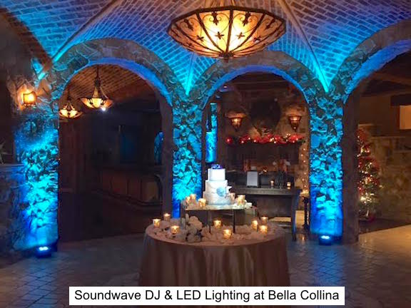Soundwave Entertainment - Our Orlando Weddings - Bella Colline - Orlando, FL