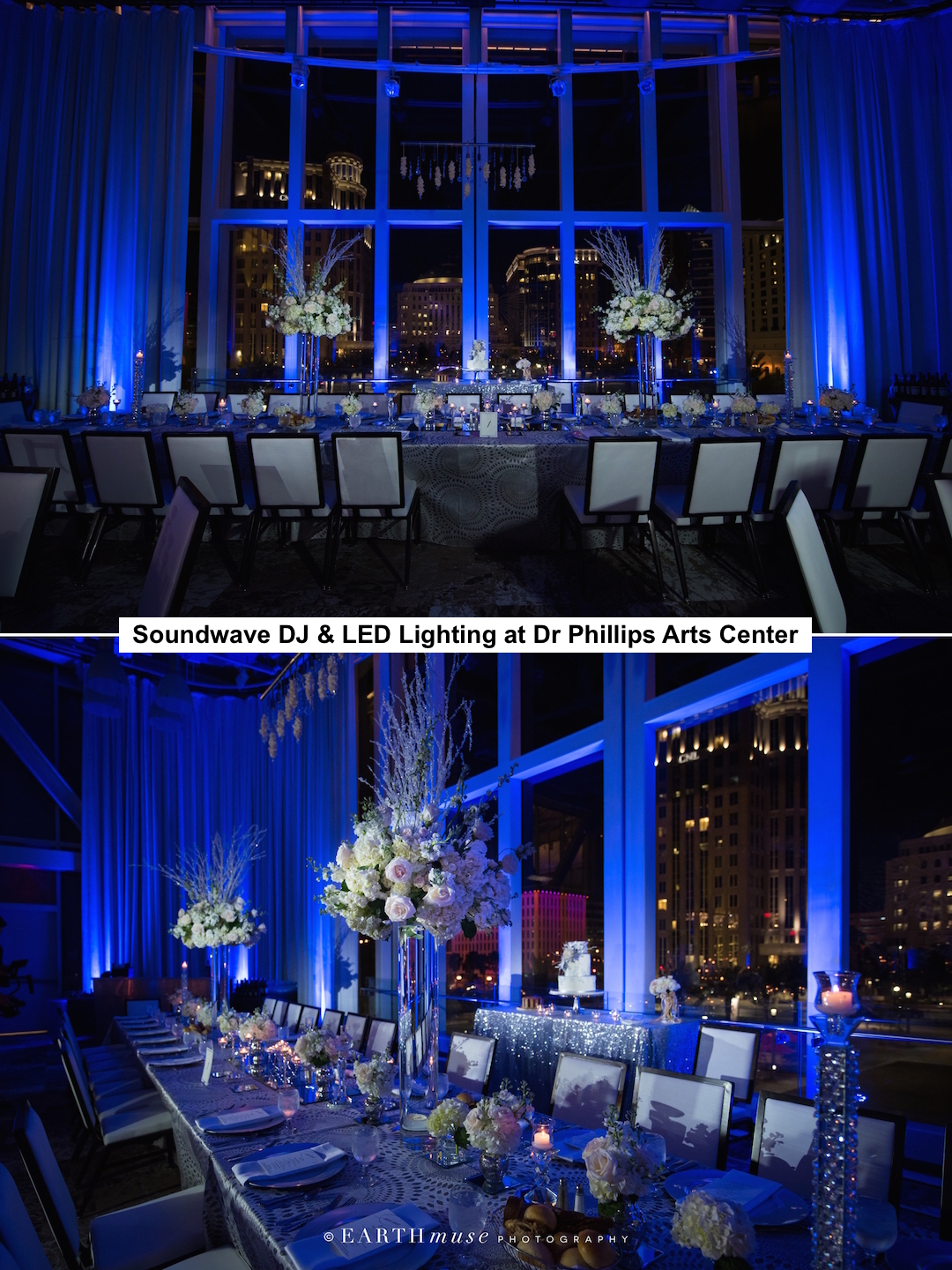 Soundwave Entertainment - Wedding Blog - Dr. Phillips Arts Center - Orlando, FL