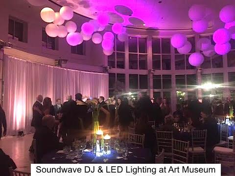 Soundwave Entertainment - Our Orlando Weddings - Orlando Art Museum - Orlando, FL