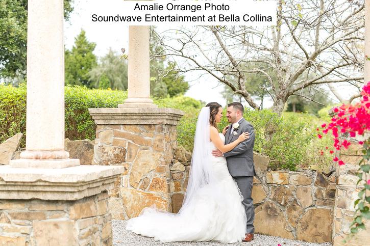 Soundwave Entertainment - Our orlando weddings - bella collina- orlando, fl