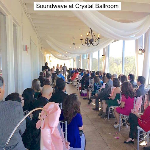 soundwave entertainment - wedding blog - crystal ballroom orlando - orlando, fl