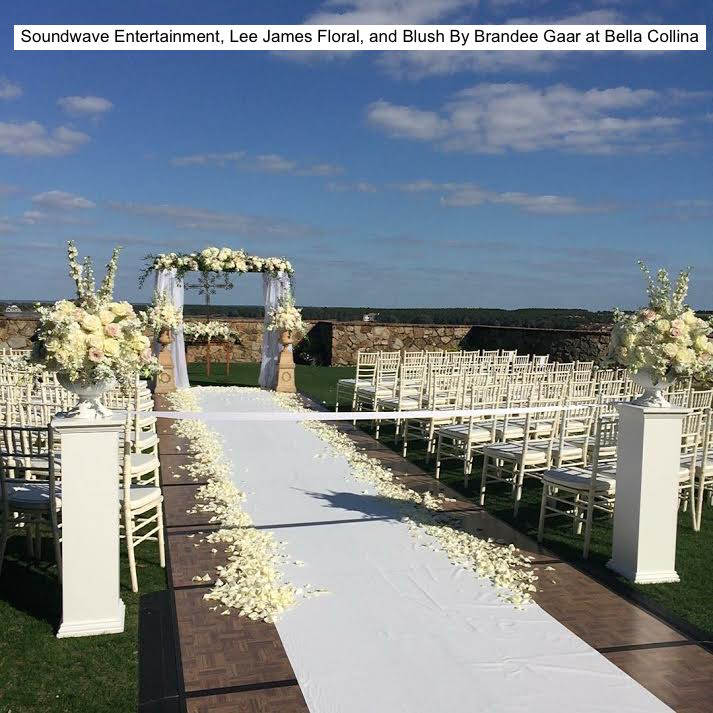Soundwave Entertainment - Wedding Blog - Bella Collina - Orlando, FL