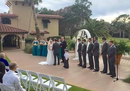 Soundwave Entertainment - Our Orlando Weddings Blog - Mission Inn Resort and Club - Orlando, FL
