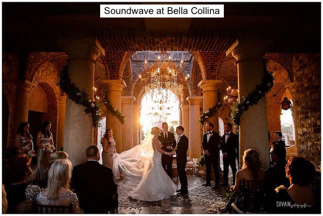 soundwave entertainment - wedding blog- bella collina - orlando, fl