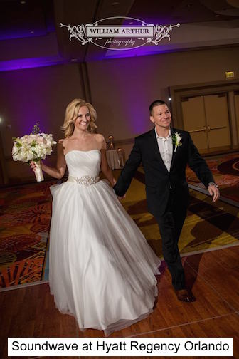 Soundwave entertainment - wedding blog - hyatt regency orlando - orlando, fl