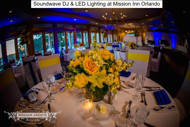 Soundwave Entertainment - Wedding Blog - Mission Inn Resort and Club - Orlando, FL