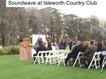 Soundwave entertainment - wedding blog - isleworth country club - orlando, fl