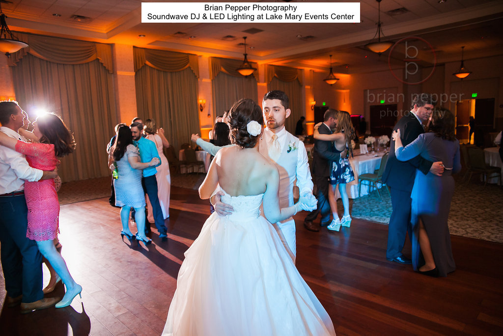 soundwave entertainment - wedding blog - lake mary events center - Orlando, fl