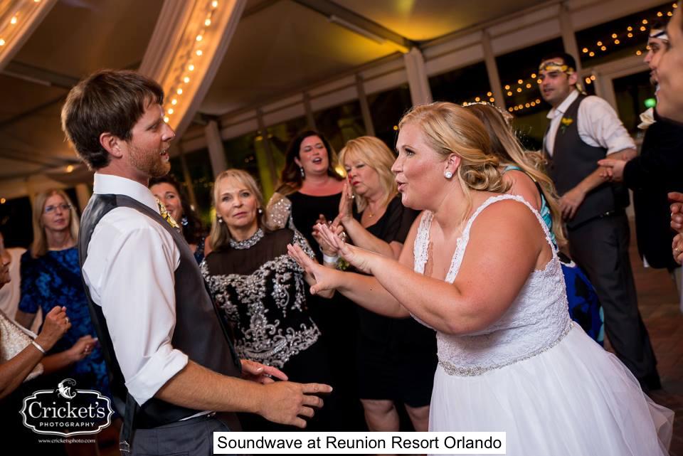 soundwave entertainment - reunion resort - wedding blog - orlando, fl