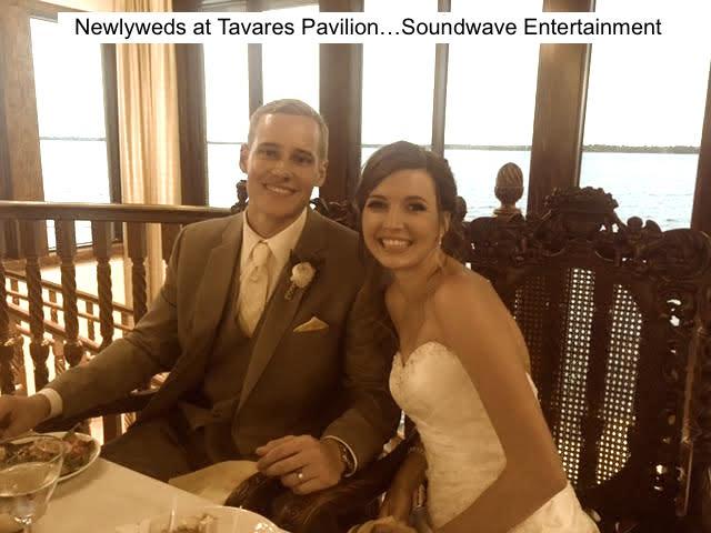 soundwave entertainment - tavares pavilion - wedding blog - orlando, fl