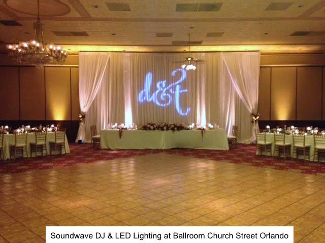 Soundwave entertainment - wedding blog - ballroom church street - orlando, fl