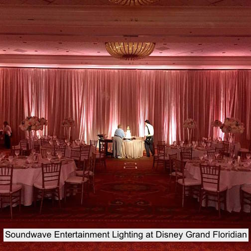 Soundwave entertainment - wedding blog - disney grand floridian resort and spa - orlando, fl