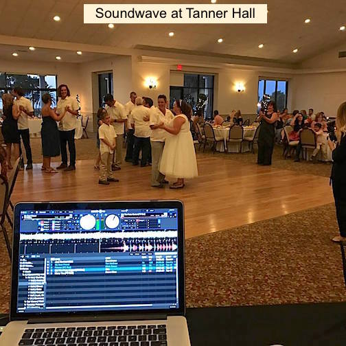soundwave entertainment - wedding blog - tanner hall - orlando, fl