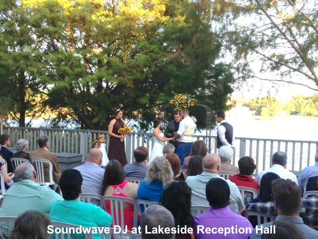 soundwave entertainment - wedding blog - lakeside reception hall - orlando, fl