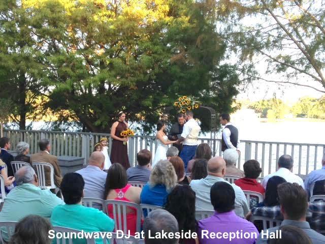 soundwave entertainment - wedding blog - lakeside reception hall - orlando, fl