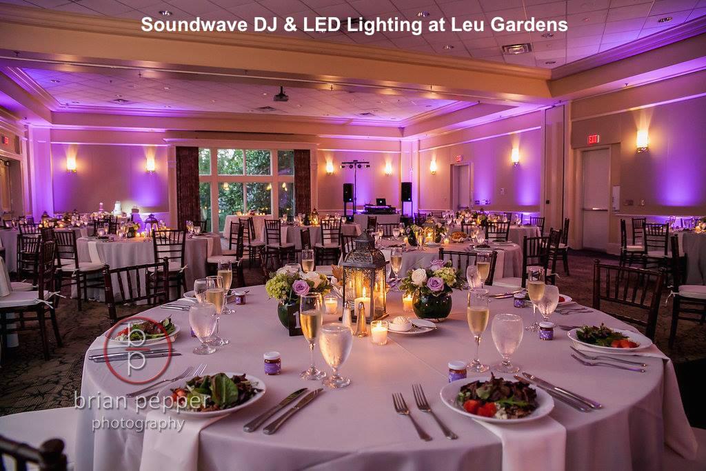 soundwave entertainment - wedding blog - leu gardens - orlando, fl