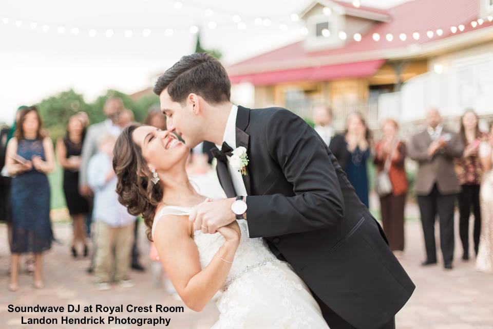 soundwave entertainment - wedding blog - royal crest room - orlando, fl