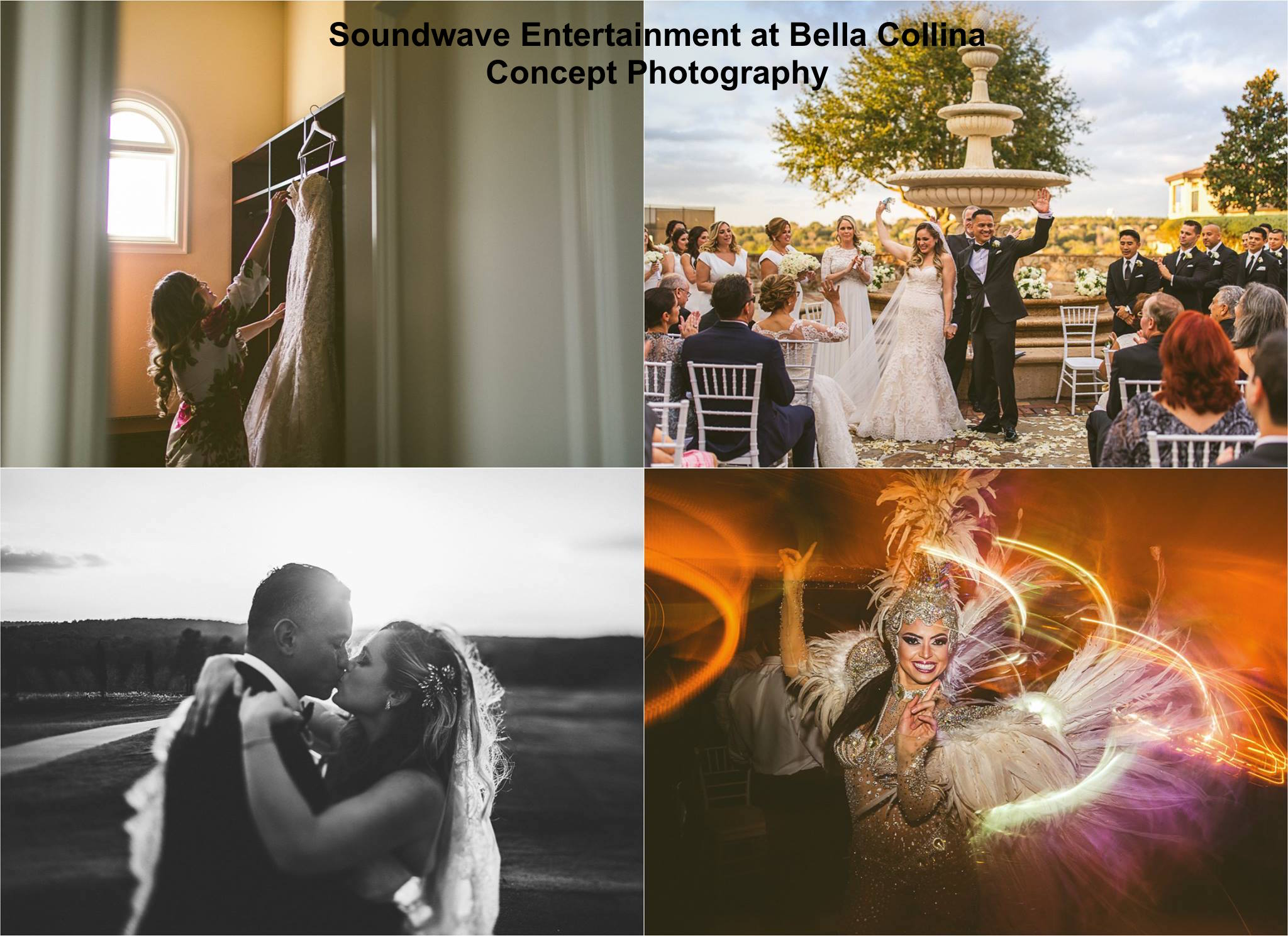 soundwave entertainment - wedding blog - bella collina, - orlando, fl