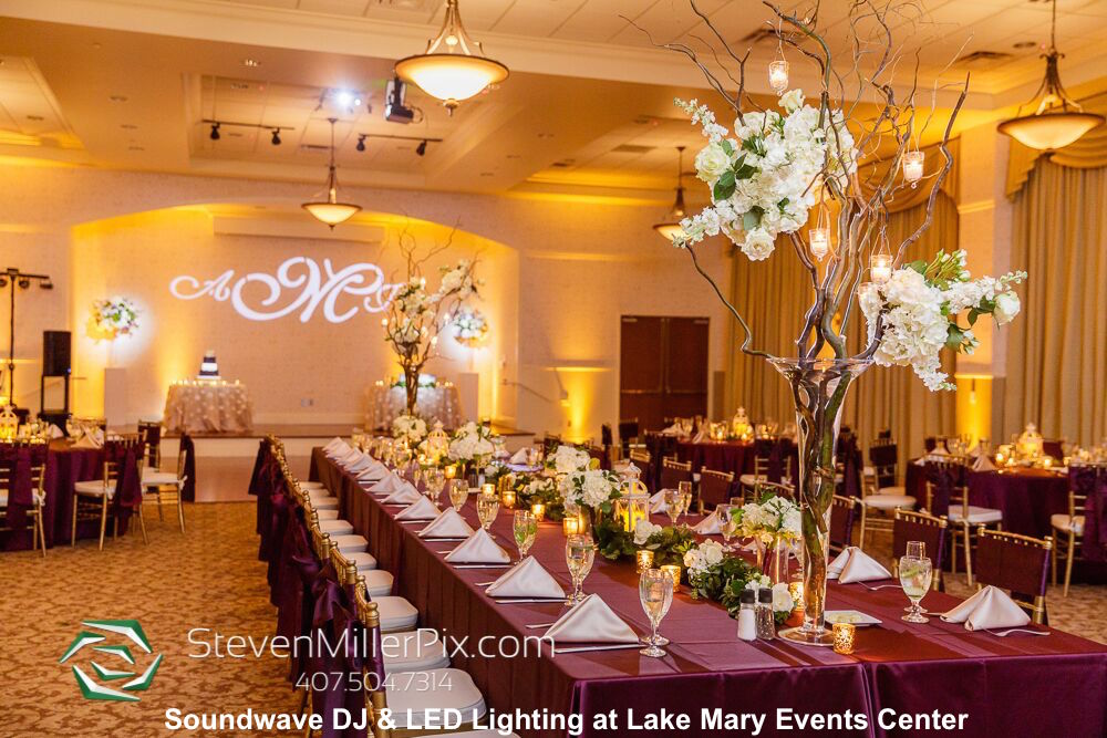 Lake Mary Events Center Archives Soundwave Entertainment Wedding