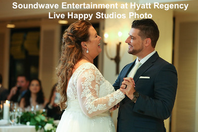 soundwave entertainment - wedding blog - hyatt regency - orlando, fl
