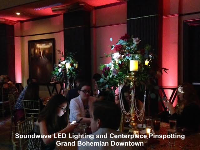 Soundwave entertainment - wedding blog - grand bohemian orlando hotel - orlando, fl