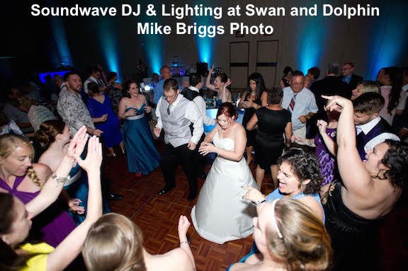soundwave entertainment - wedding blog - swan and dolphin - orlando, fl