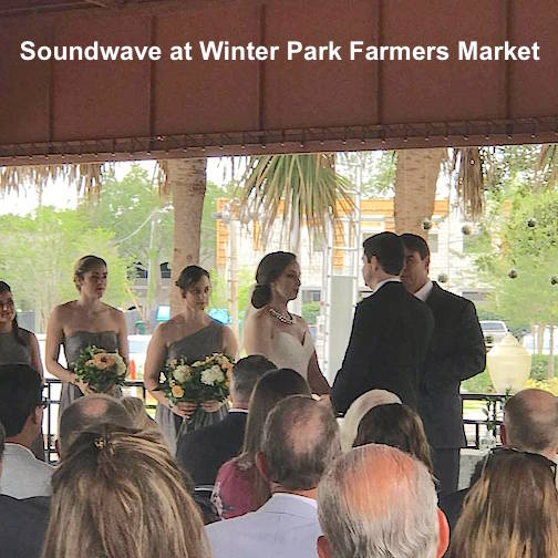 soundwave entertainment - wedding blog - winter park farmers market - orlando, fl