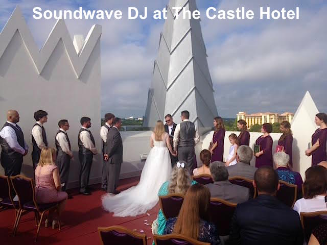 soundwave entertainment - wedding blog - castle hotel - orlando, fl
