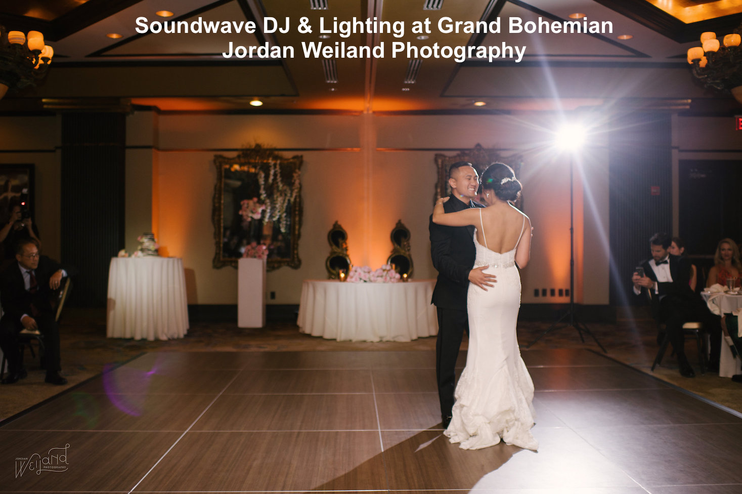 soundwave entertainment - wedding blog - grand bohemian - orlando, fl