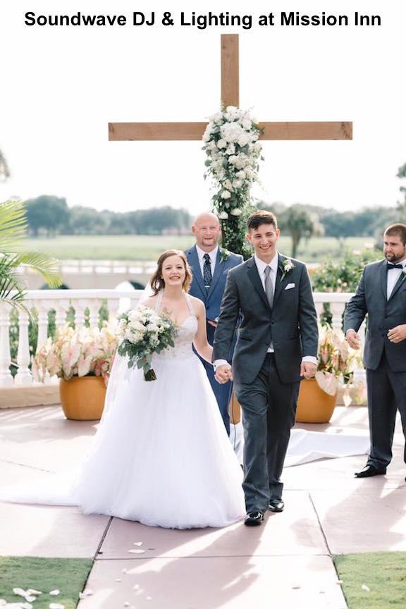 soundwave entertainment - mission inn - wedding blog - orlando, fl