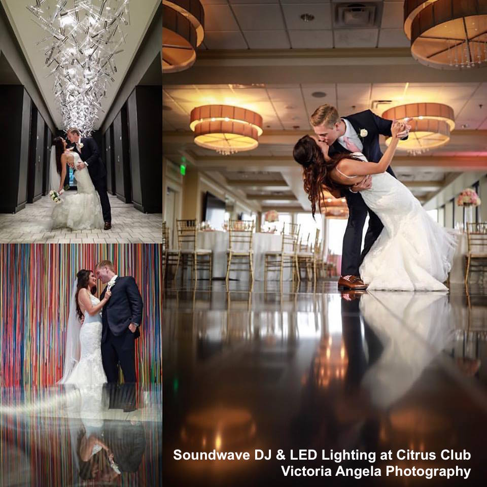 soundwave entertainment - wedding blog - citrus club - orlando, fl
