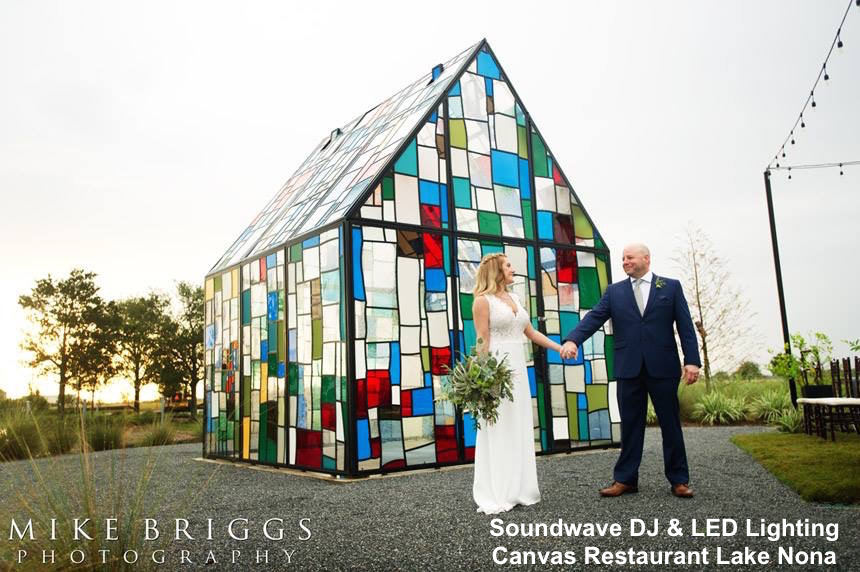 soundwave entertainment - wedding blog - canvas restaurant - lake, nona - orlando, fl
