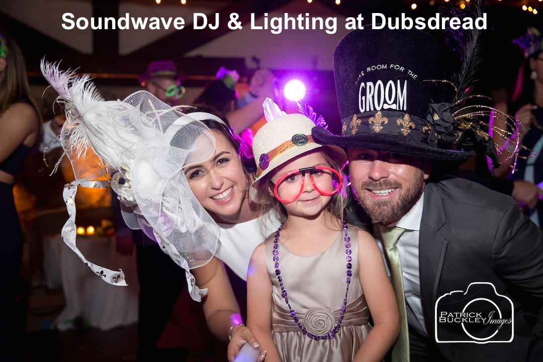 soundwave entertainment - orlando wedding blog - dubsdread - orlando, fl