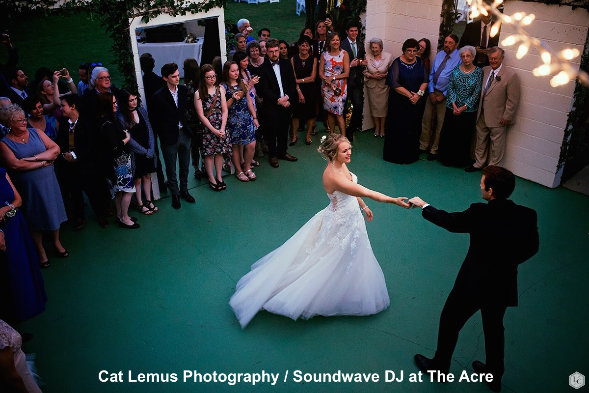 soundwave entertainment - orlando wedding blog - the acre - orlando, fl