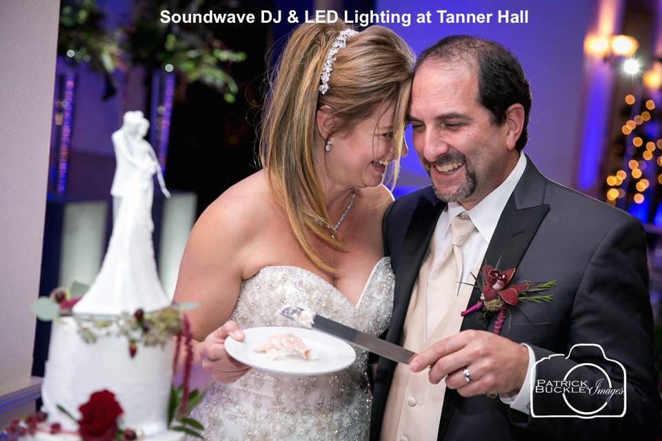 soundwave entertainment - wedding blog - tanner hall - winter garden, fl