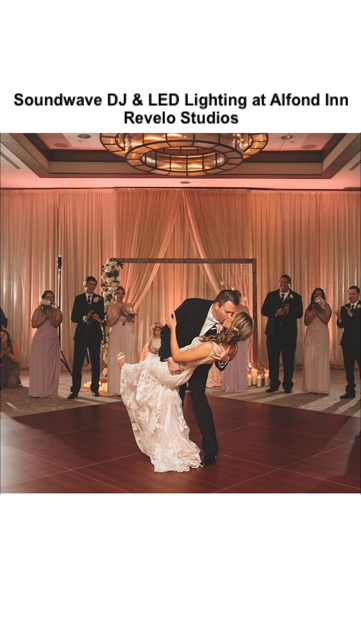 alfond inn - wedding - orlando - soundwave entertainment - orlando wedding venue