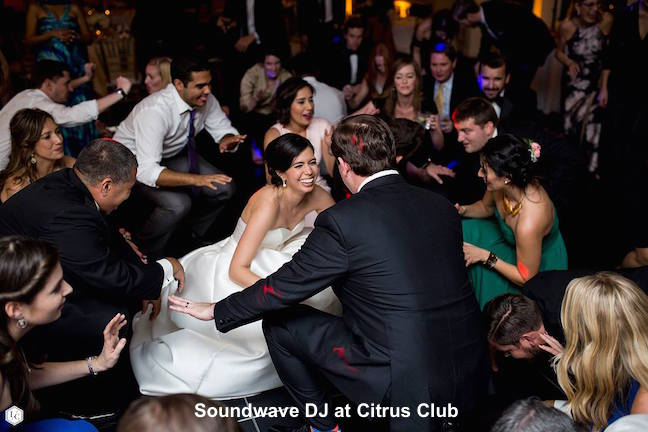 soundwave entertainment - citrus club - wedding blog - orlando, fl