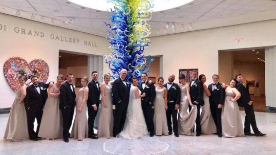 soundwave entertainment - wedding blog - orlando art museum - orlando, fl