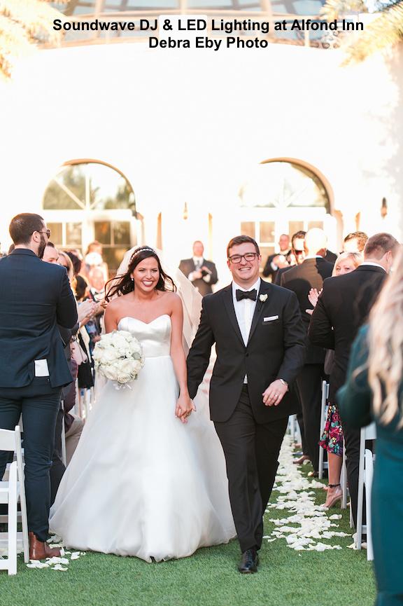 soundwave entertainment - wedding blog - alfond inn - orlando, fl