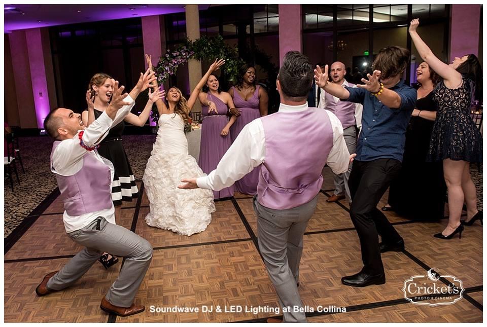 bella collina-soundwave-orlando wedding venue-orlando, fl
