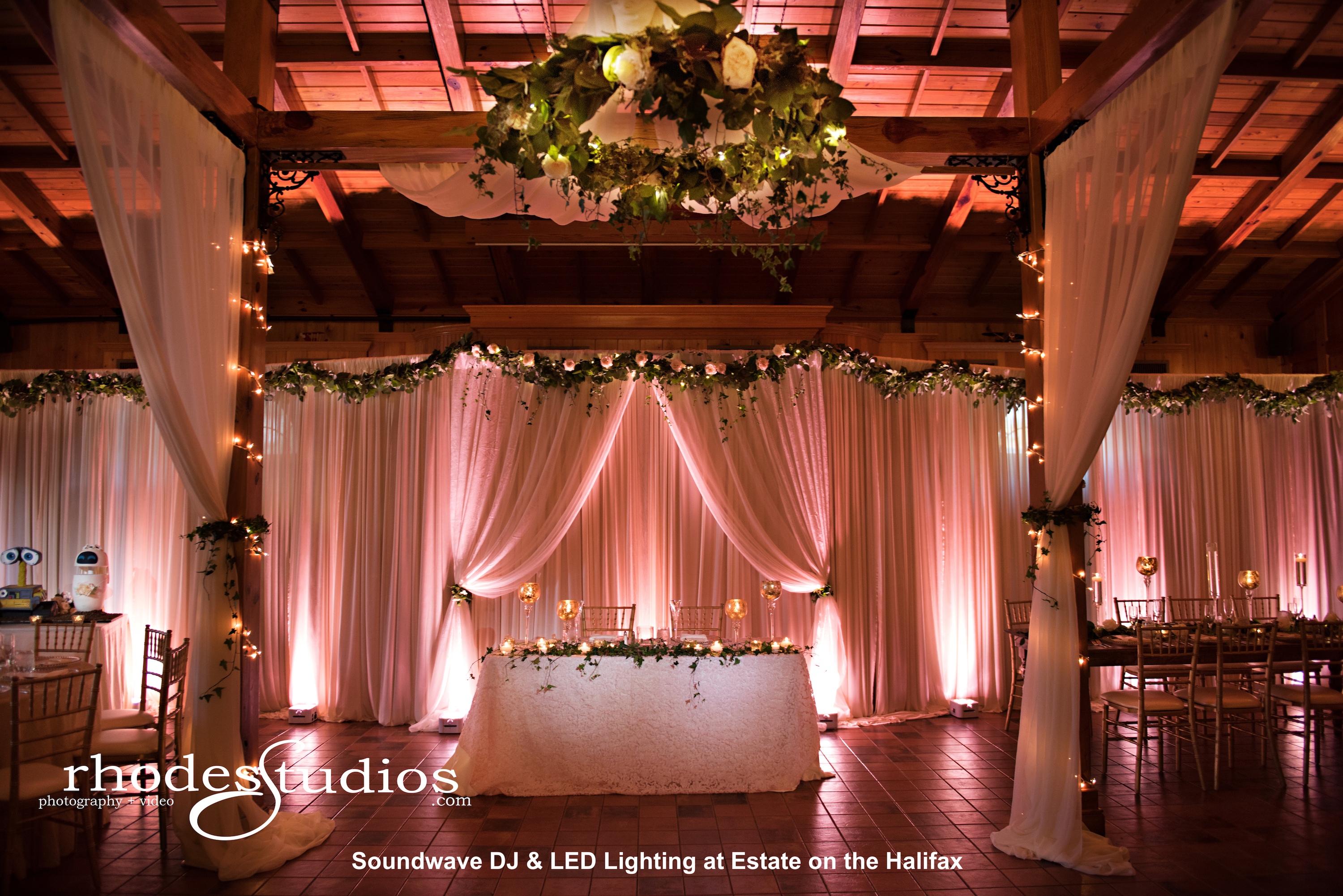 estate on the halifax - soundwave - orlando wedding - port orange, fl